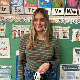 Ms. Kayla_Pearl River_UPK Teacher