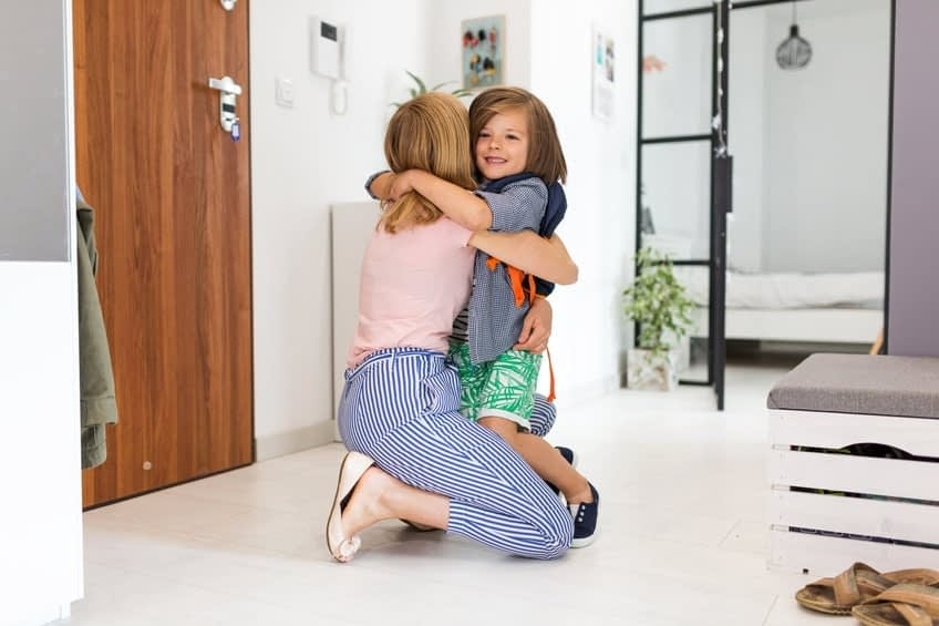 tips to help your child adjust to school